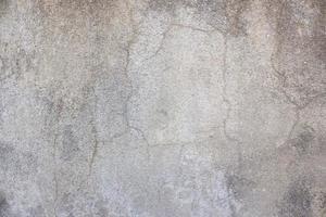 texture de sol en béton fissuré photo