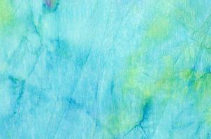 texture de fond aquarelle bleue photo