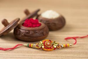 fond de festival indien raksha bandhan photo