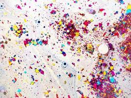 texture de mosaïque de bonbons