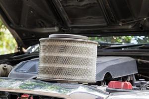 filtre à air de voiture photo