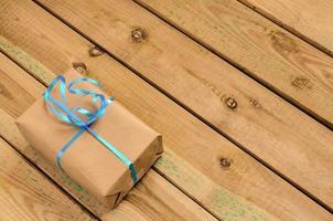 cadeaux de vacances. photo