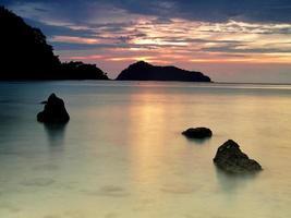 plage, thaïlande