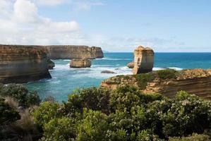 The Razorback, Great Ocean Road, le sud de Victoria, Australie photo