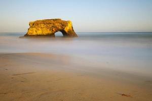 plage d'état des ponts naturels photo