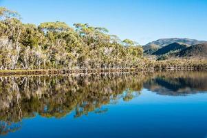 sud-ouest de la tasmanie