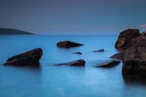 îles de la mer méditerranée photo