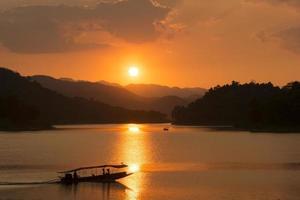 Parc national de Kaeng Krachan, Phetchaburi, Thaïlande photo