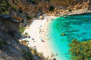 plage de biriola photo