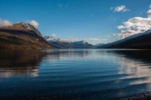 paysages de la Terre de Feu, sud de l'Argentine