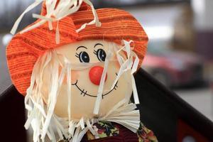 poupée de carnaval