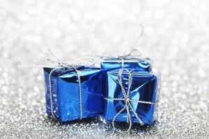 cadeaux de vacances décoratifs photo