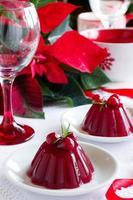 gelée de fruits rouges