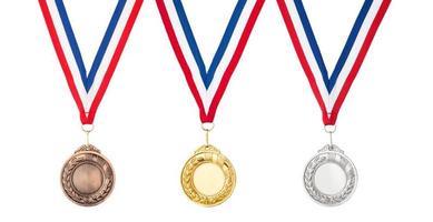 médailles photo