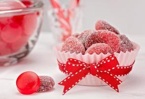 bonbons aux cerises photo