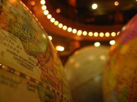 cartes du globe