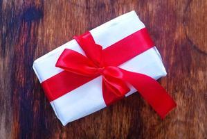 boîte pour cadeau photo