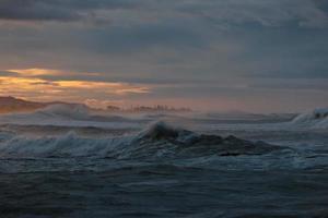 mer orageuse photo