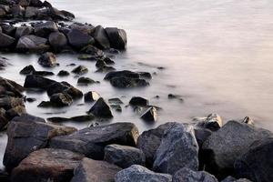 pierres et mer photo