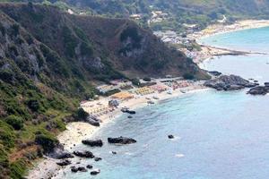 mer méditerranée, sud de l'Italie