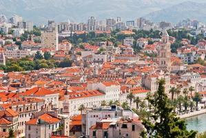 Split, Croatie photo