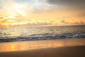 mer pour la Thaïlande