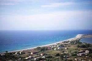 Plage d'Ai Giannis (Gyra) à Lefkada, Grèce photo