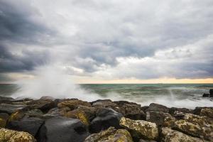 mer à rome, italie photo