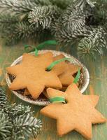 biscuits de Noël. photo