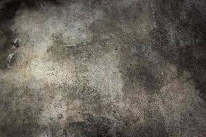 vieux béton sale ou matériau de ciment photo
