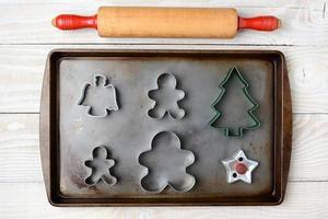 emporte-pièces pour rouleau à pâtisserie