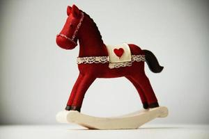 cheval à bascule photo