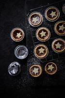 tarte hachée de Noël traditionnelle