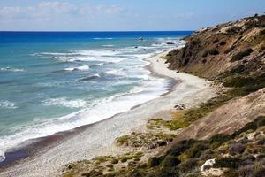 littoral chypriote photo