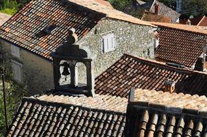 Village de Motovun en Croatie, Europe photo