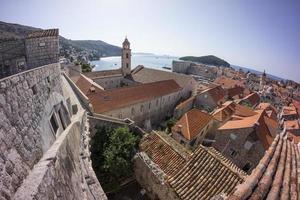 panorama de dubrovnik photo