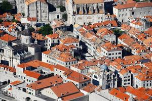 architecture de dubrovnik, croatie photo