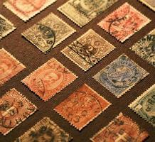 vieux timbres