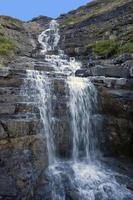Parc national du glacier des chutes de foin photo