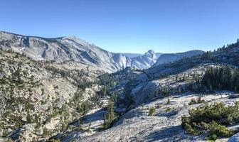 Olmsted Point, parc national de Yosemite photo