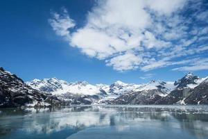 Parc national de Glacier Bay en Alaska