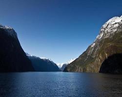 Milford Sound, parc national du fiordland photo