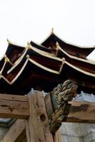 monastère de ganden sumtseling à shangri-la.