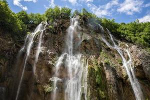 parc national des lacs de plitvice photo