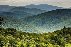 Parc national de Shenandoah, Virginie