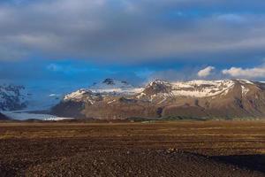 Parc national de Skaftafell, Islande