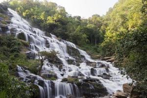 cascade dans le parc national