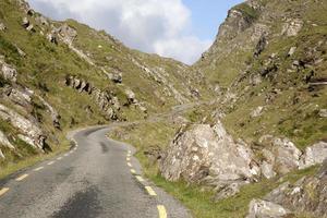 ballaghbeama gap; parc national de Killarney