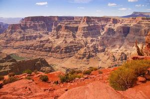 vue du grand canyon, usa