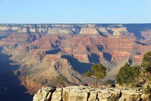 grand canyon, rive sud photo